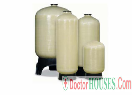 Cột composite HY công suất nhỏ