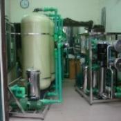 Dây chuyền lọc nước tinh khiết 1000Lít/h