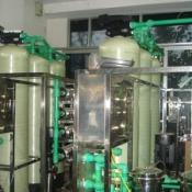 Dây chuyền lọc nước tinh khiết 1500Lít/h