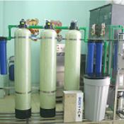 Dây chuyền sản xuất nước tinh khiết 350Lít/h