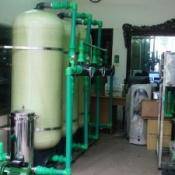 Dây chuyền lọc nước tinh khiết 750Lít/h