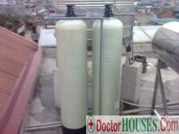 Thiết bị xử lý nước sông, hồ, giếng khoan công nghiệp