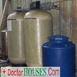 Xử lý nước cấp nồi hơi tại Gia Lâm
