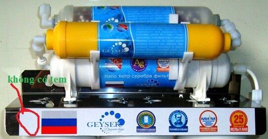 Các tiêu chí đánh giá máy lọc nước đạt tiêu chuẩn