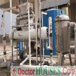 Công trình xử lý nước sạch bệnh viện