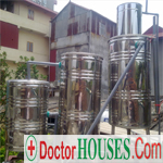 Hệ thống xử lý nước Bách khoa BK03