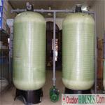 Hệ thống xử lý nước giếng khoan công suất 40m3/h