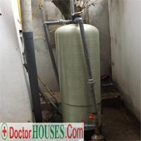 Công trình lọc nước giếng khoan nhiễm phèn sắt
