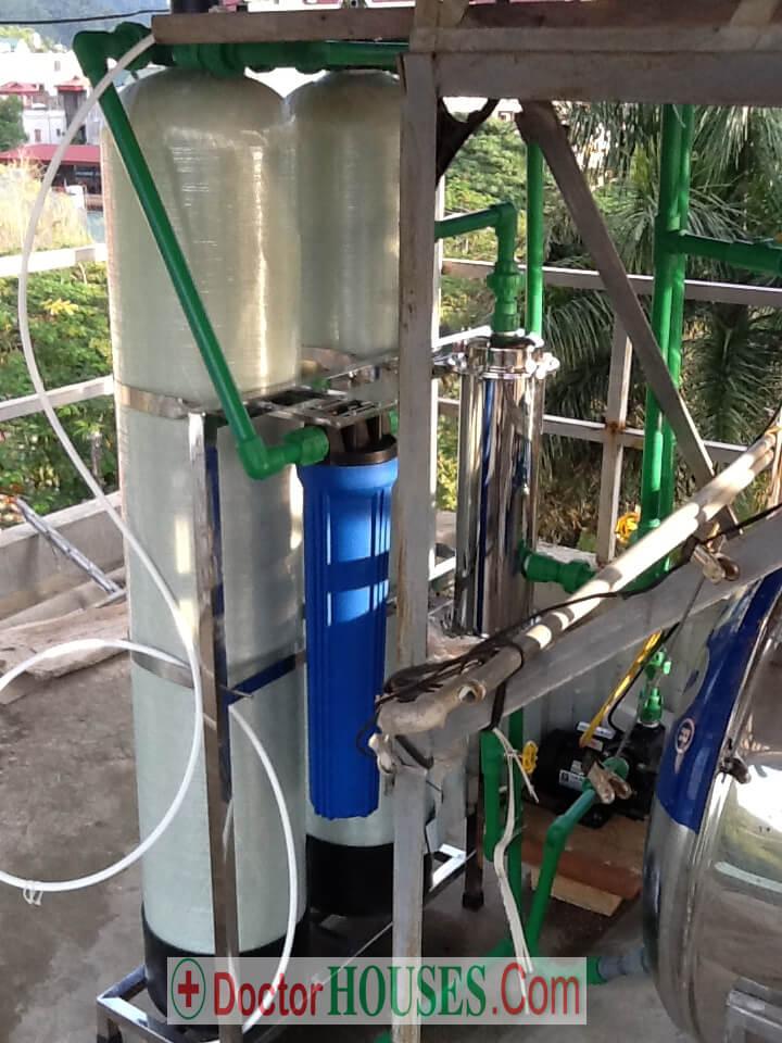 Hệ thống lọc nước cao cấp DH-02CUF