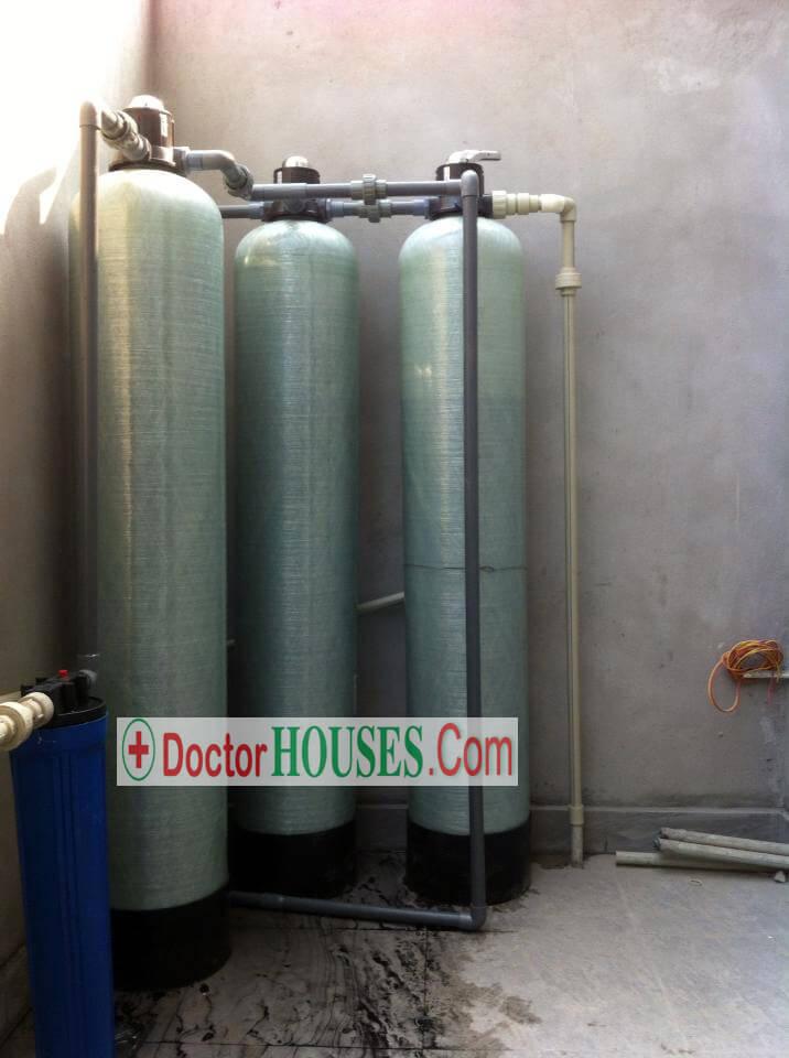 hệ thống lọc nước giếng khoan cao cấp