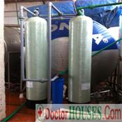 Công trình xử lý nước giếng khoan nhiễm Asen, nhiễm phèn tại Tứ kỳ – Thanh Trì