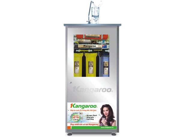 Máy lọc nước Kangaroo KG 107 3 trong 1