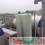 Hệ thống lọc nước giếng khơi giếng khoan công suất 1200 lít/h