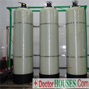Công trình xử lý nước cao cấp khu biệt thự Vincom Long Biên