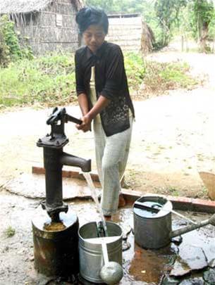 Sử dụng nước giếng khoan: 10 triệu người có nguy cơ mắc bệnh