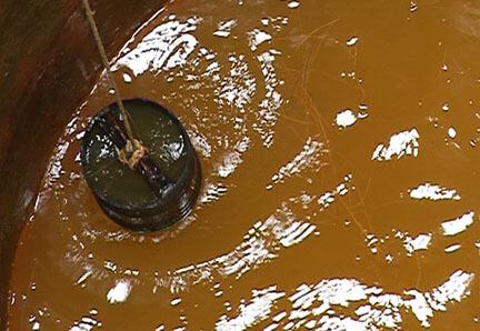 Những hệ lụy từ nước nhiễm phèn và cách xử lý