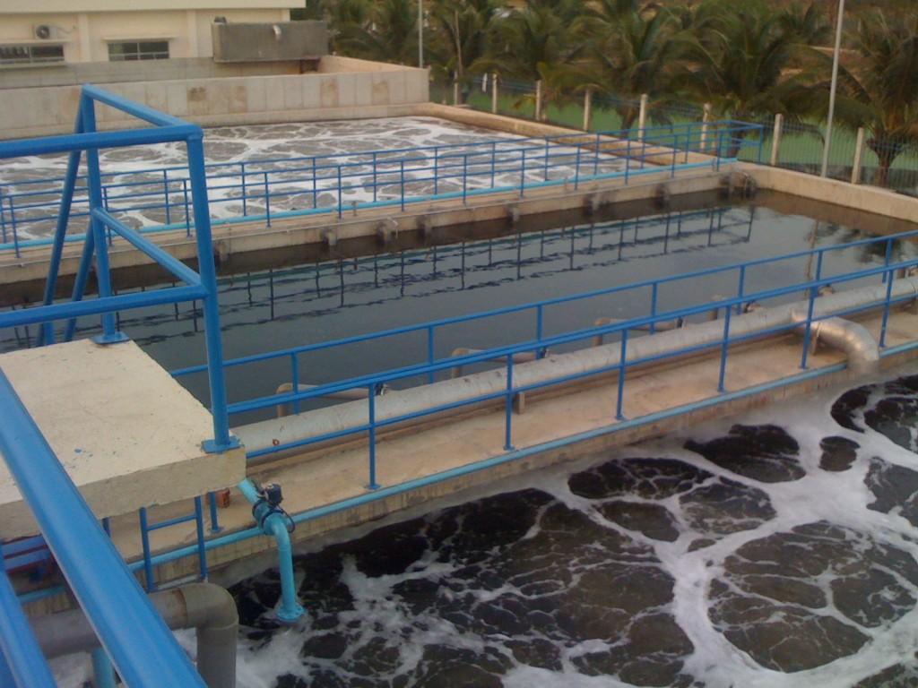 Xử lý nước nhiễm Mangan bằng công nghệ Ozone