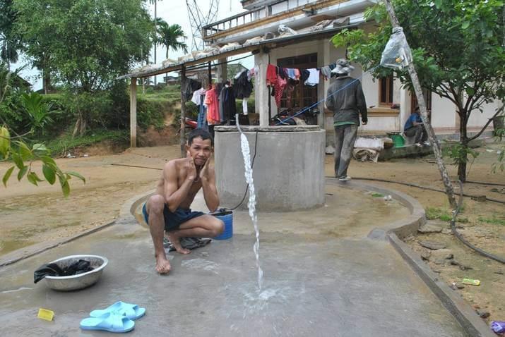 Những mẫu thử kinh hoàng về nguồn nước ở Hà Nội