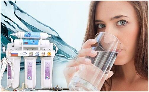 Nước sạch tinh khiết - Tốt hay không tốt ?