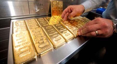 Giá vàng lên cao nhất gần 6 tháng