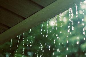 Nước mưa không hoàn toàn sạch 1