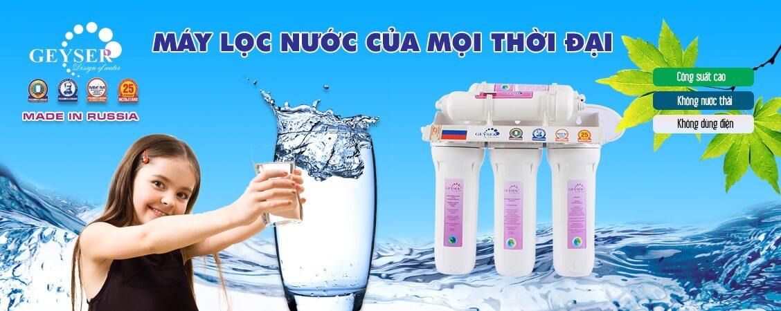 Máy lọc nước Nano - Máy lọc nước của mọi thời đại