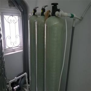 Công trình xử lý nước tại KĐT Lideco Hoài Đức