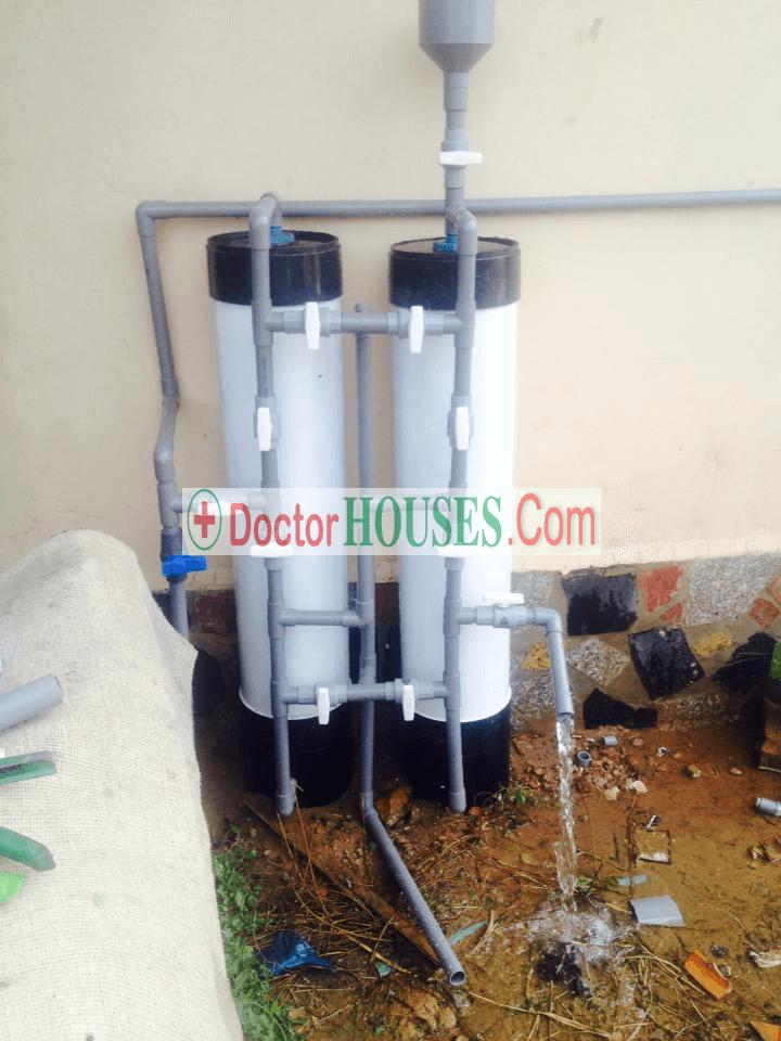 Máy lọc nước giếng khoan Doctorhouses siêu sạch