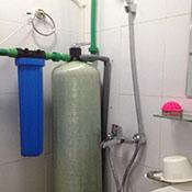 Xử lý nước tại chung cư Tân Tây Đô – Hoài Đức