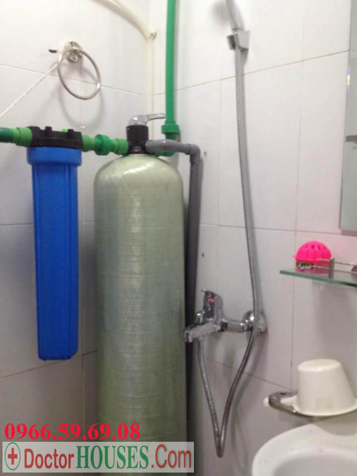 Xử lý nước tại chung cư Tân Tây Đô - Hoài Đức