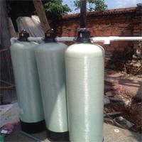 Xử lý nước giếng khoan tại Lạng Giang – Bắc Giang