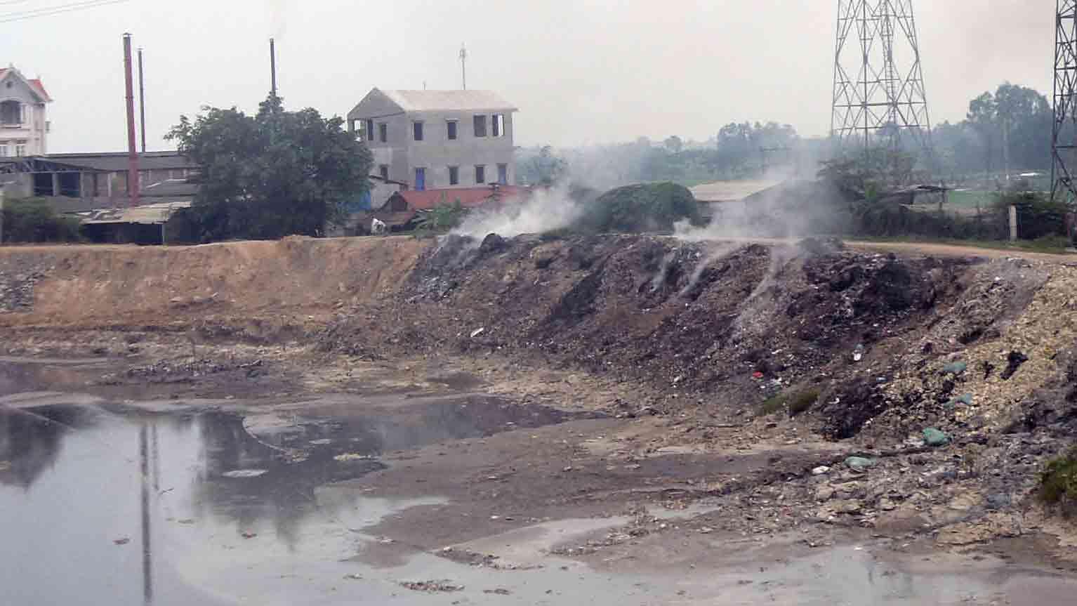 Xử lý nước giếng khoan sinh hoạt ở Bắc Ninh an toàn