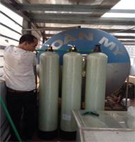 Xử lý nước cao cấp tại Khu đô thị Văn Phú – Hà Đông