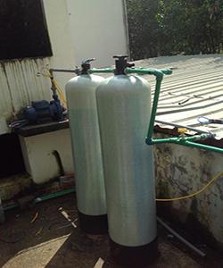 Công trình xử lý nước giếng khoan tại Xuân Mai – Hòa Bình