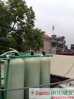 Công trình xử lý nước máy tại Đội Cấn – Ba Đình
