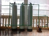 Xử lý nước giếng khoan tại Tuần Giáo – Điện Biên