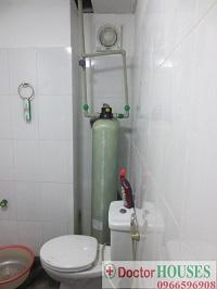 Công trình xử lý nước giếng khoan đã qua xử lý tại Tân Tây Đô