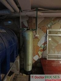 Xử lý nước máy cho hộ dân tại Phạm Văn Đồng – Hà Nội