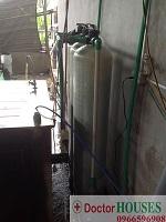 Xử lý nước giếng khoan tại nhà hàng Ngọc Cường – Km15 Tuyên Quang