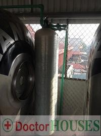 Công trình xử lý nước máy tại Tựu Liệt – Thanh Trì