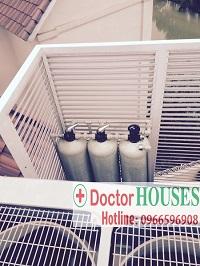 Xử lý nước tại Bằng Lăng 509 Vincom