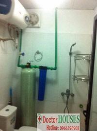 Xử lý nước tại P1911 – CT2A – Tân Tây Đô