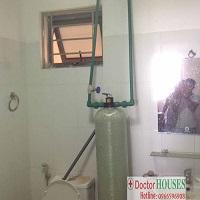 Xử lý nước tại P2110 – CT2B – Tân Tây Đô