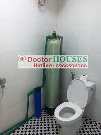 Xử lý nước tại P905 – XP Home – Tân Tây Đô