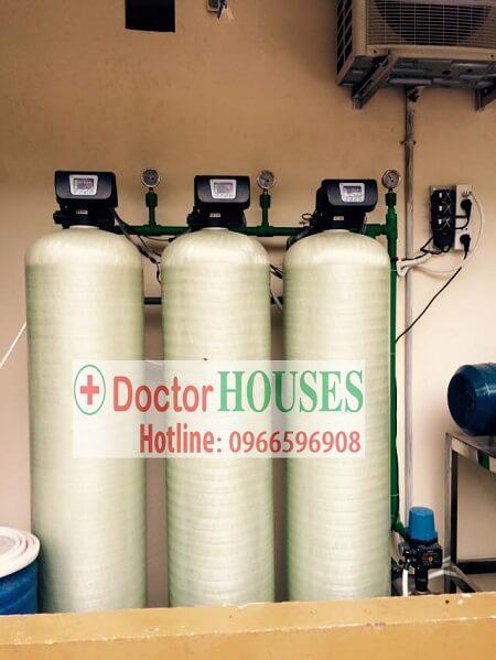 Hệ thống lọc nước sinh hoạt của Doctorhouses