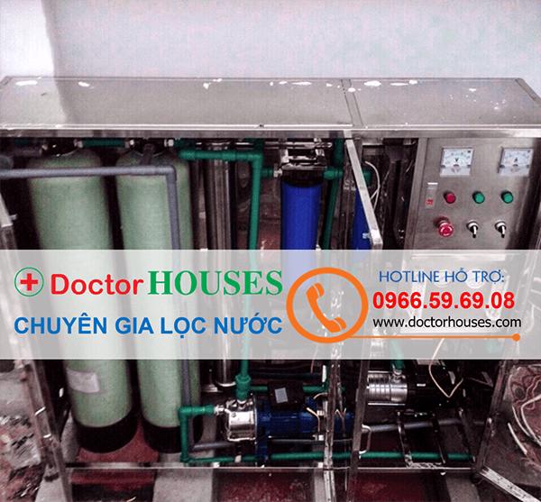 day-chuyen-250l-vinhomeLắp đặt dây chuyền lọc nước tinh khiết cho căn biệt thự anh Hưng - Vinhomes