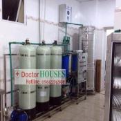 Dây chuyền sản xuất nước tinh khiết 500Lít/h