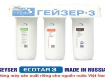 Máy lọc nước Geyser Ecotar3 của Nga