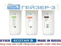 Máy lọc nước Nano Geyser Ecotar 3 - Model 2016
