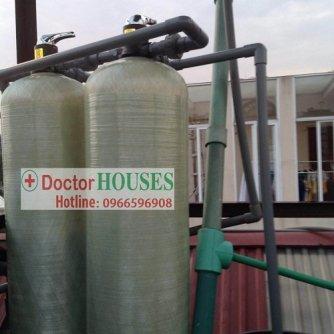 Bộ lọc nước sinh hoạt DHGK-02: thông tin chi tiết
